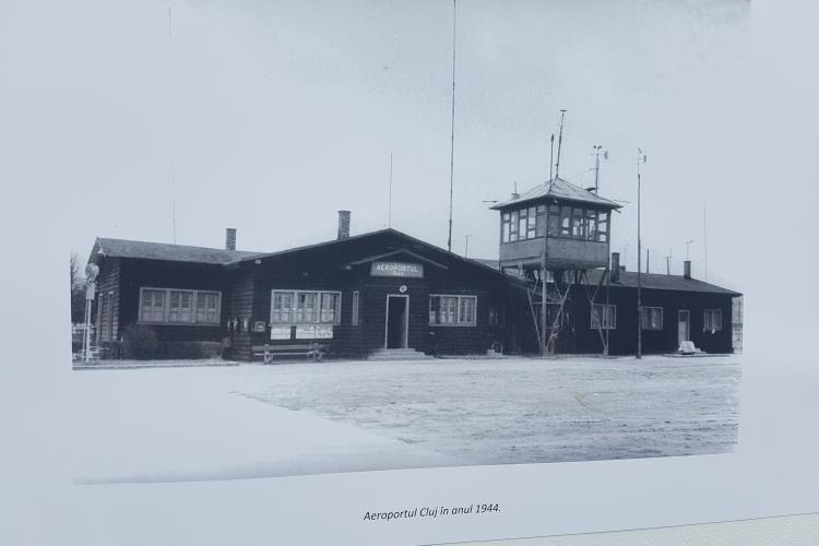 Aeroportul Cluj a fost înființat în 1932. Cum arăta atunci și cum a evoluat - FOTO