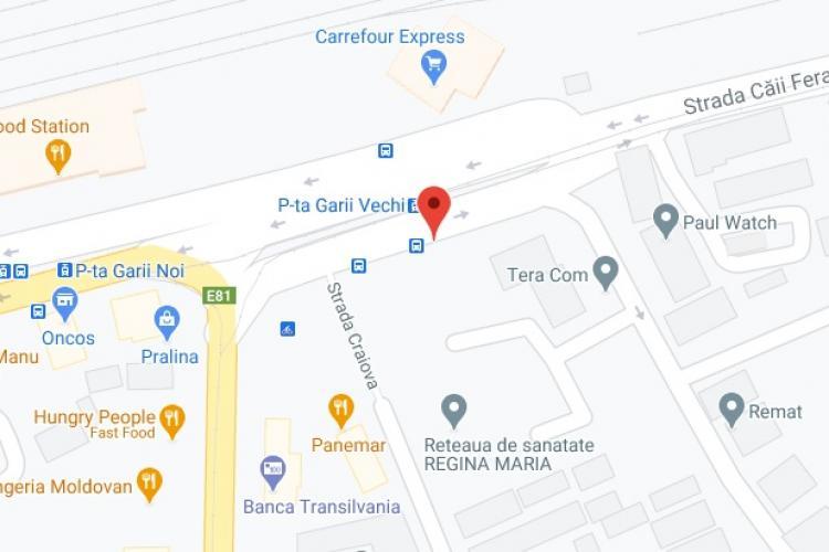 Oficiul Zonal de Postă Cluj, Cluj-Napoca