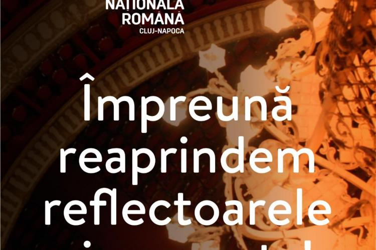 Spectatorii pot ajuta artiștii Operei Naționale Române din Cluj-Napoca să treacă peste provocările pandemiei de COVID-19