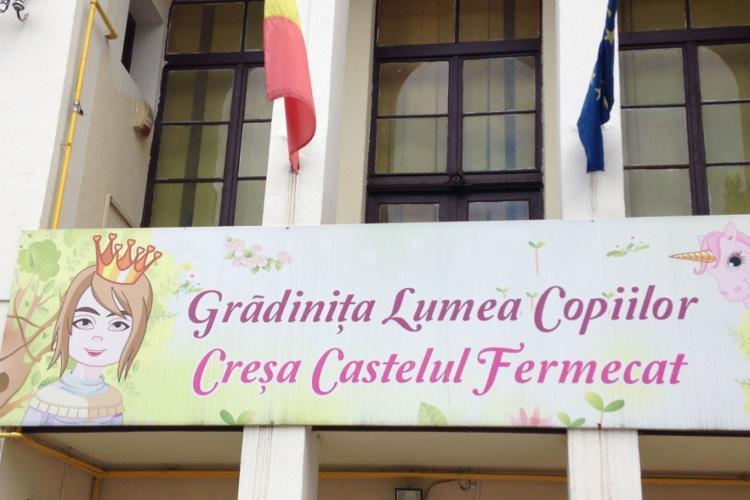 Se redeschide Grădinița Lumea Copiilor din municipiul Cluj-Napoca