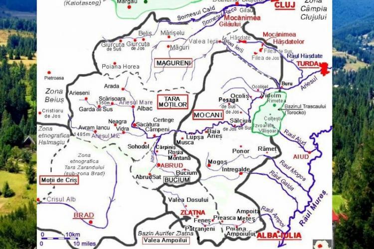 Apare Alianța Apusenilor! Bolojan (Bihor) - Tișe (Cluj) - Ion Dumitrel (Alba). Ce proiecte VITALE au pe masă