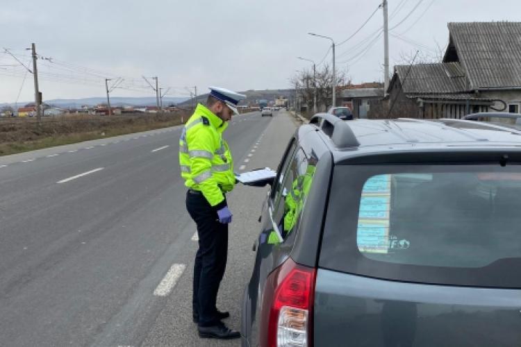 E la modă să conduci fără carnet. Mai mulți șoferi din Cluj își încearcă norocul la volan