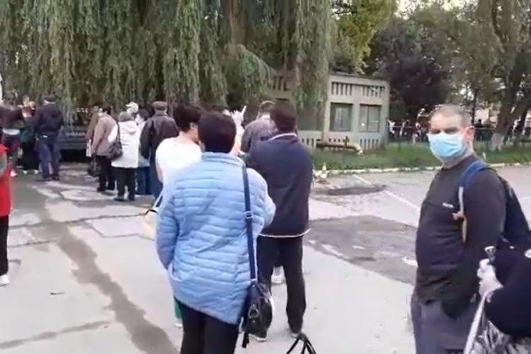 Situație disperată la Institutul Oncologic din Cluj. Cătălin Vlad: Zilnic triem 700 de pacienți