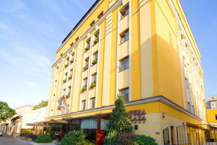UBB Cluj cumpără Hotelul Opera Plaza, pentru Facultatea de Drept din Cluj. Hotelul e pe ruina Fabricii Feleacul