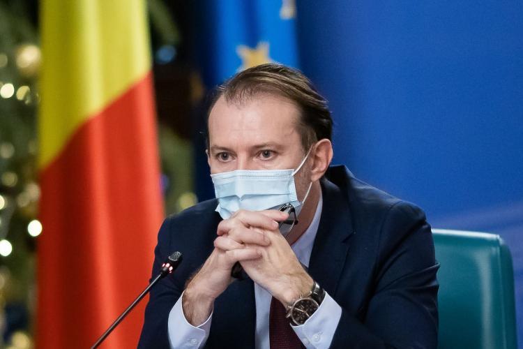 """Cîțu: """"Restricțiile anticoronavirus impuse în România sunt printre cele mai relaxate din Europa"""". Ce interdicții de circulație există în alte țări?"""