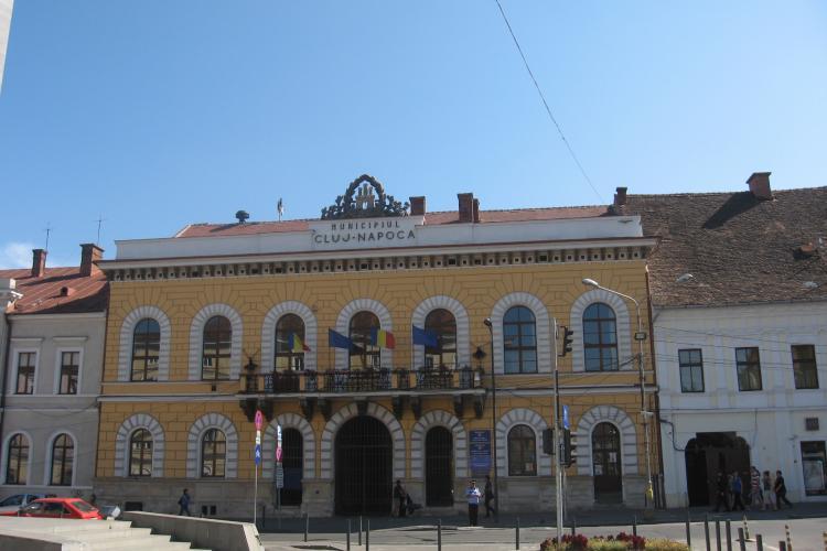 Alexandru Șerban, primar al Clujului în 1990. A fost fiul economistului și profesorului român Mihai Șerban