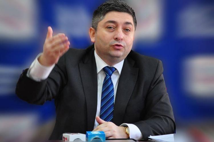 Alin Tișe susține că este persecutat după ce s-a luat de gât cu șefii partidului pe tema numirii prefectului UDMR