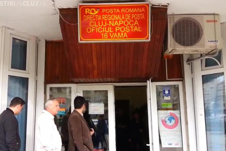 Oficiul Poștal 16 - Cluj-Napoca - Adresa, contact