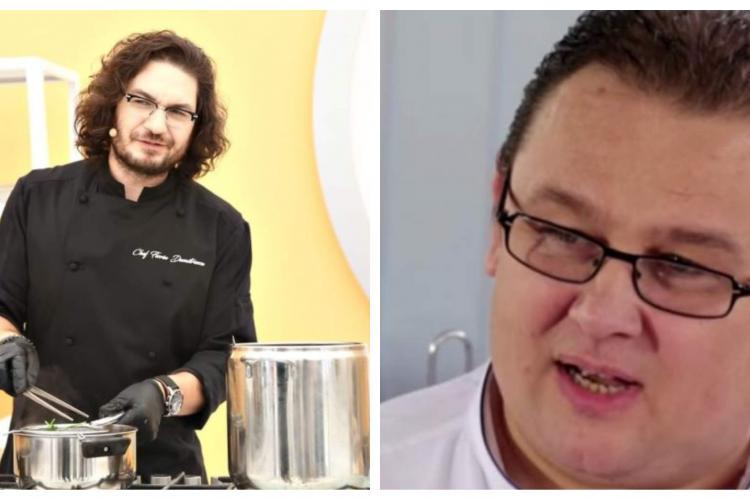 Chef Florin Dumitrescu, după ce bucătarul Adrian Pop a bătut la Cluj și e în comă: Să se facă dreptate