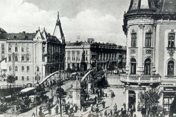 """Cum sunau anunțurile publicate în ziarul """"Clujul"""" din anii 20? - FOTO"""