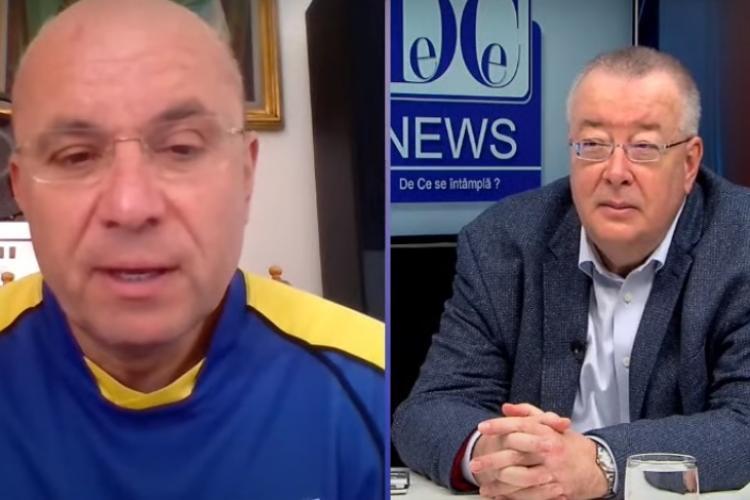Bogdan Chirieac și Cozmin Gușă despre numirea prefectului maghiar la Cluj: Îl jignești pe Boc, îi jignești pe clujeni!