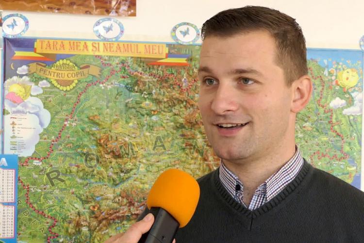 Bogdan Pivariu: Vreau să dezvoltăm în Florești ramura evenimentelor. Avem o strategie