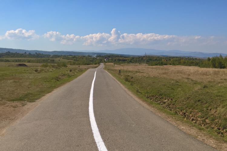 Cluj: Ce drumuri munte vor fi modernizate. Unul e în Beliș al doilea în Râșca