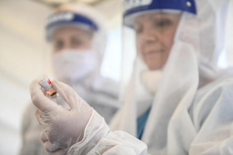 Valul trei al pandemiei la Cluj. Locurile ATI sunt la limită. Medicii atrag atenția că tot mai mulți tineri fac forme severe