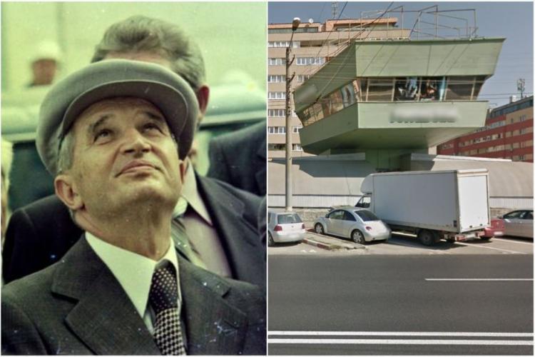 S-a vândut Șapca lui Ceaușescu, mastodontul din Mărăști - FOTO