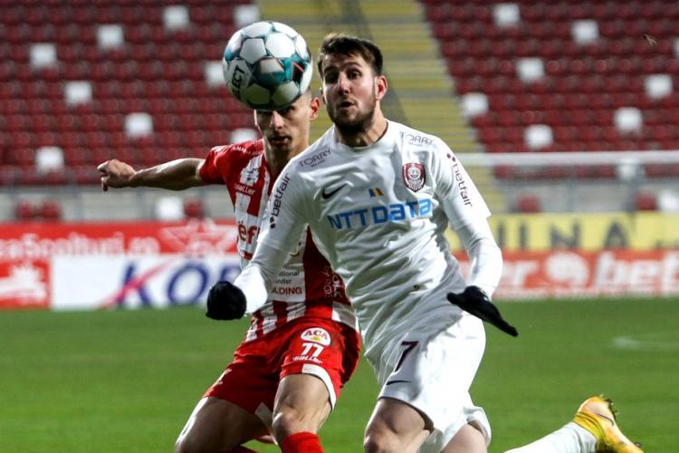 """CFR Cluj, noul lider al Ligii 1: """"Ne bucurăm"""""""