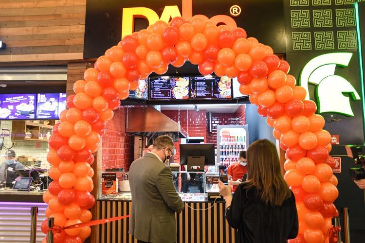 DAbo Doner a adus savoarea doner-ului german, în foodcourt-ul Iulius Mall Cluj
