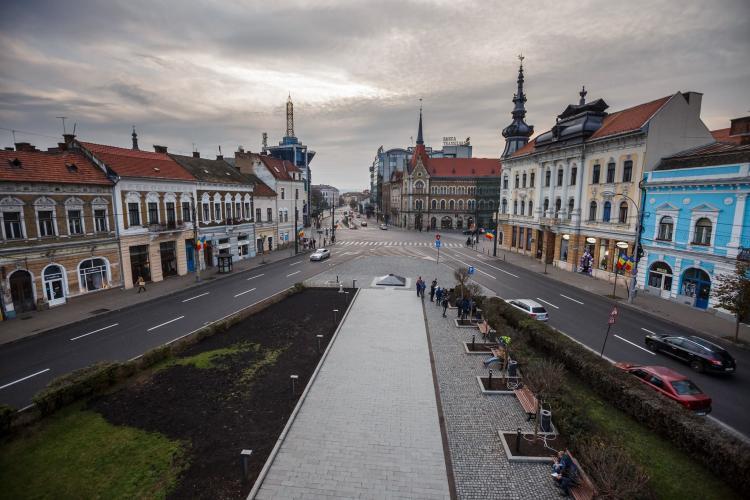Noile restricții NU vor fi ridicate luni. Cluj-Napoca se apropie de 8 cazuri la mie!