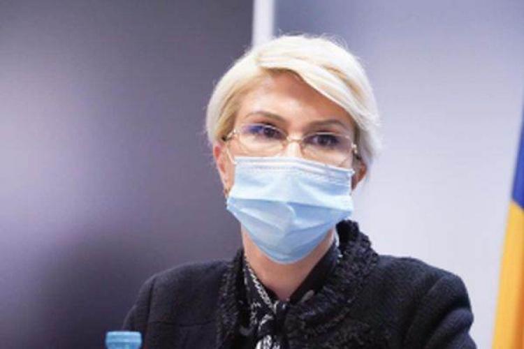 Raluca Turcan: Avem angajați la stat cu salarii de 50.000 de lei pe lună