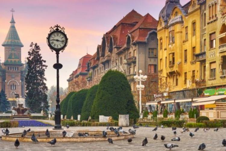 Timișoara iese din carantină, deși rata de infectare nu a scăzut. Cum s-a votat în Consiliul Județean