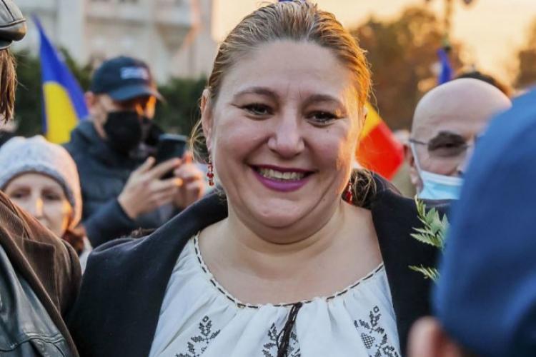 Diana Șoșoacă: Am fost victima unei tentative de asasinat
