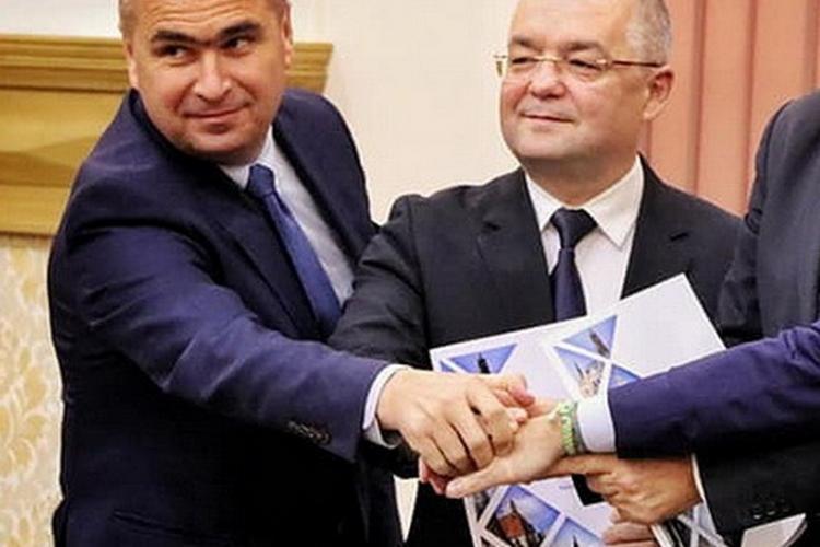 """""""Boc poate salva PNL"""" vs """"Pe primul loc în Transilvania, de un an de zile, este Ilie Bolojan"""""""