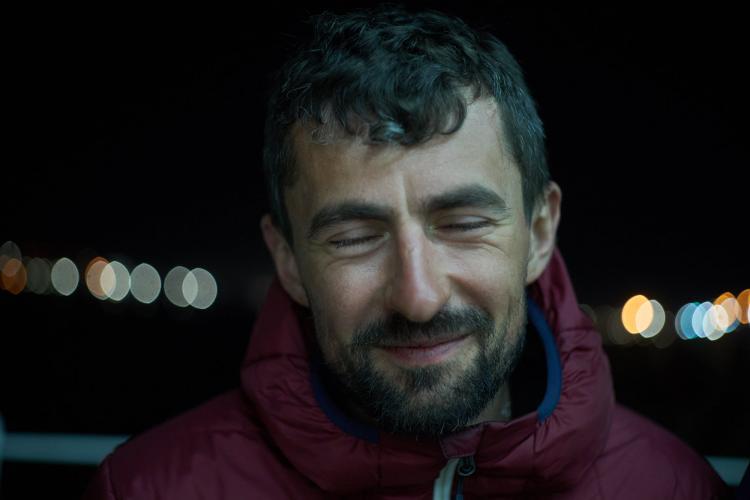 La 12 zile după ce a alergat 620 de km, Cluj-Constanța, Vlad Pop încă se reface