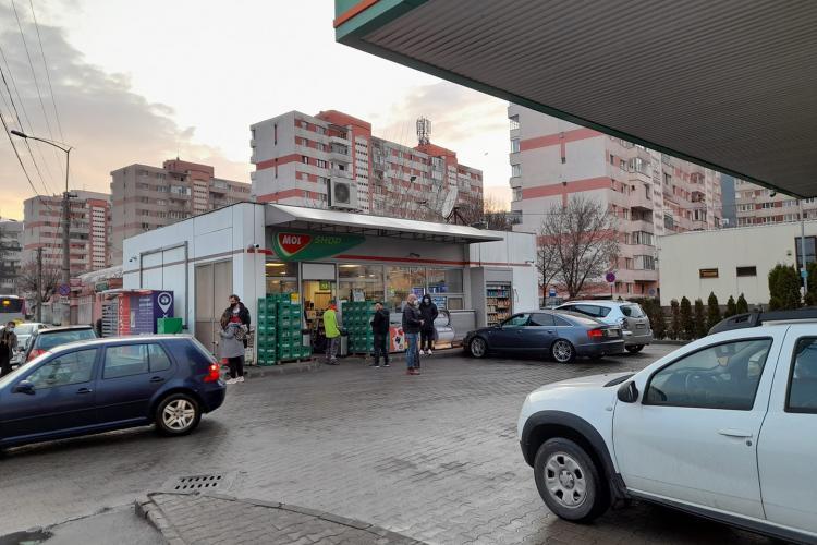 La Cluj, benzinăriile vor deveni noile supermarketuri de cartier - FOTO