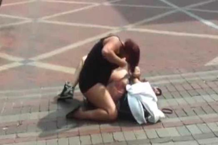 Scandal în Apahida. O femeie și-a bătut sora și mușcat nepoata - EXCLUSIV