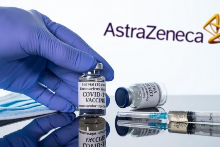 Cea mai mare tranșă de vaccinuri AstraZeneca ajunge vineri în România