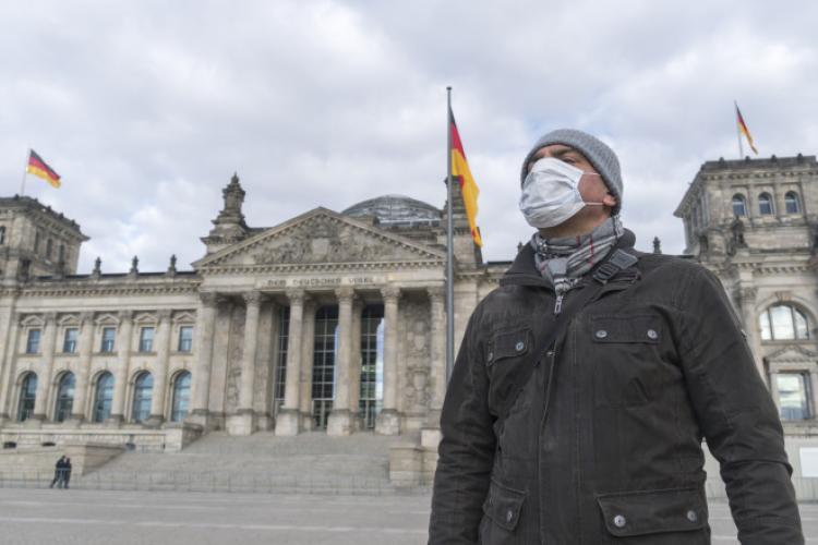 Germania ar putea prelungi restricțiile în luna aprilie