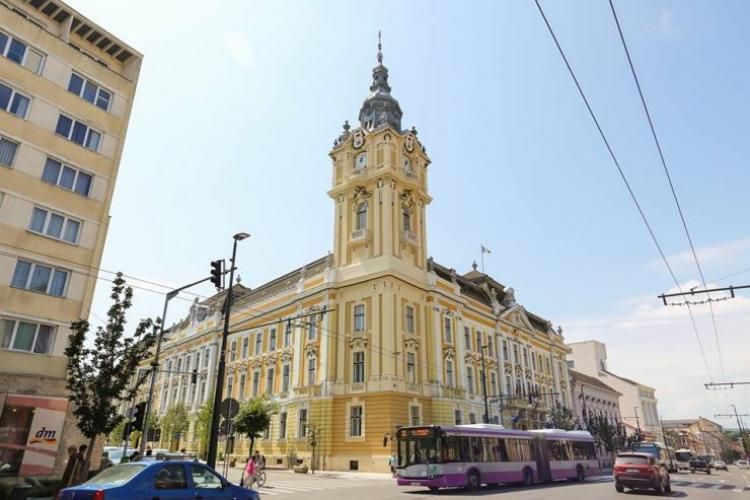 Serviciul Strategii de informatizare - Primăria Cluj-Napoca