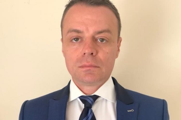 Directorul Apele Române Cluj, schimbat. Ovidiu Vișan a fost înlocuit