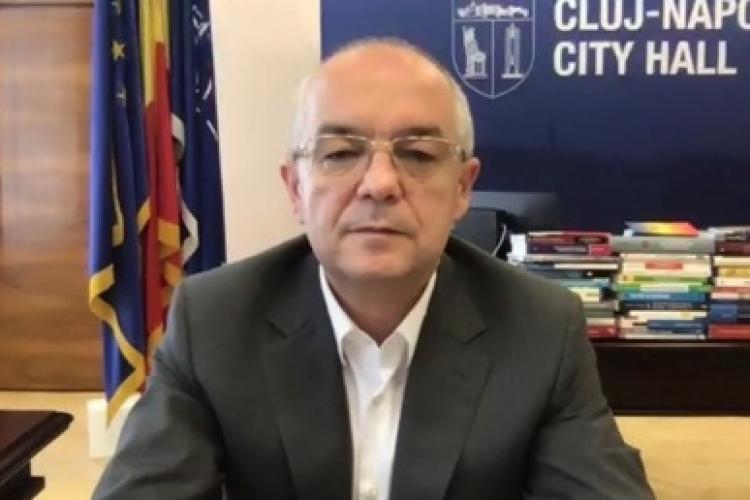 Emil Boc, cel mai de încredere lider politic în martie 2021. Românii îl plac pe primarul Clujului