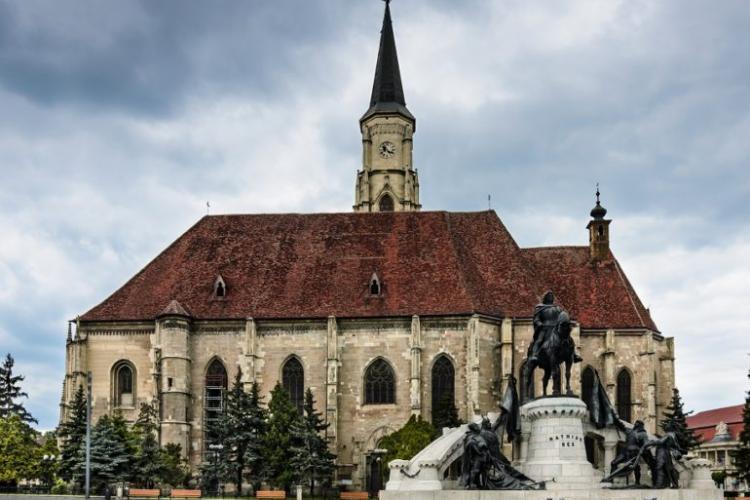 Ce nu știai despre Biserica Sfântul Mihail din Cluj-Napoca - FOTO