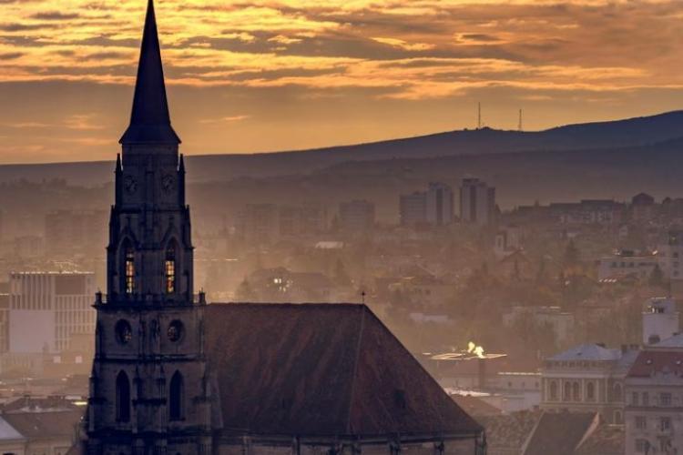 Cluj, Brașov și Galați conduc clasamentul eficienței primăriilor împotriva poluării