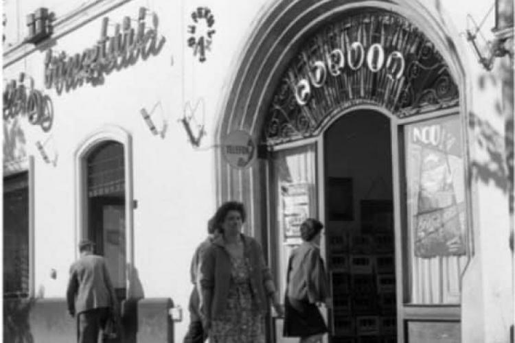 Fotografie din vechiul Cluj! Cine identifică locația? - FOTO