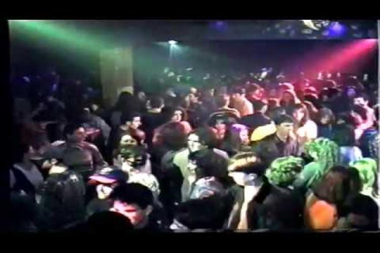 """Care a fost cea mai """"tare"""" discotecă sau club din Cluj? Imagini de la discoteca Atlantic, Mănăștur - VIDEO"""