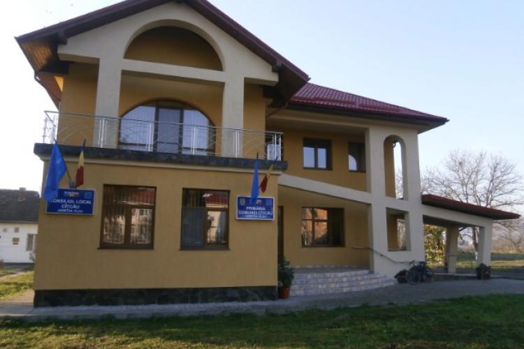 Primaria Câțcău - Contact, telefon, adresa