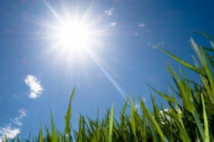 METEO: Temperaturile maxime vor trece de 20 de grade. Cum va fi vremea în Cluj-Napoca?