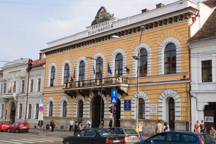 Serviciul Audit public intern - Primăria Cluj-Napoca