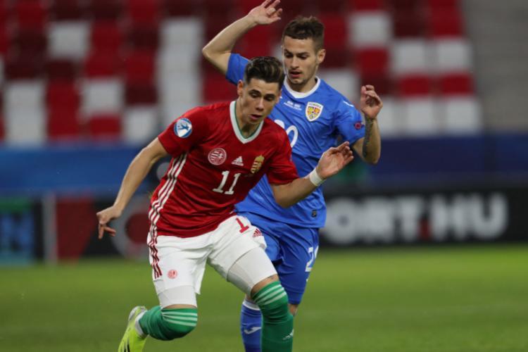 U21: România învinge Ungaria 2-1,  în grupele Campionatului European de Tineret