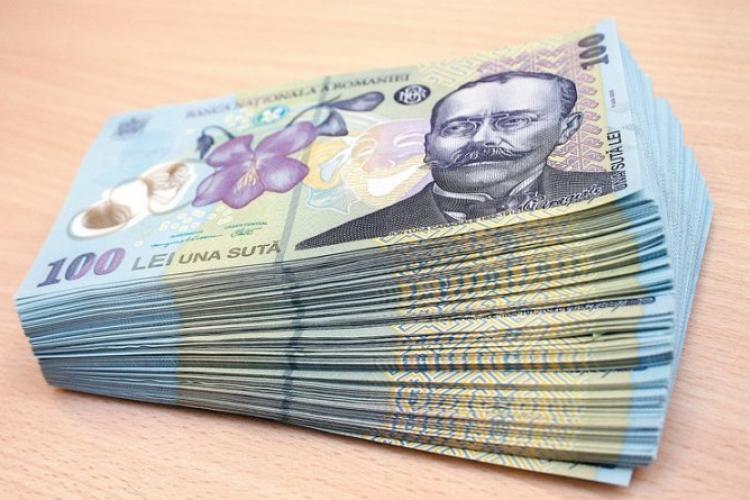 Poliția caută un clujean care a pierdut o mare suma de bani