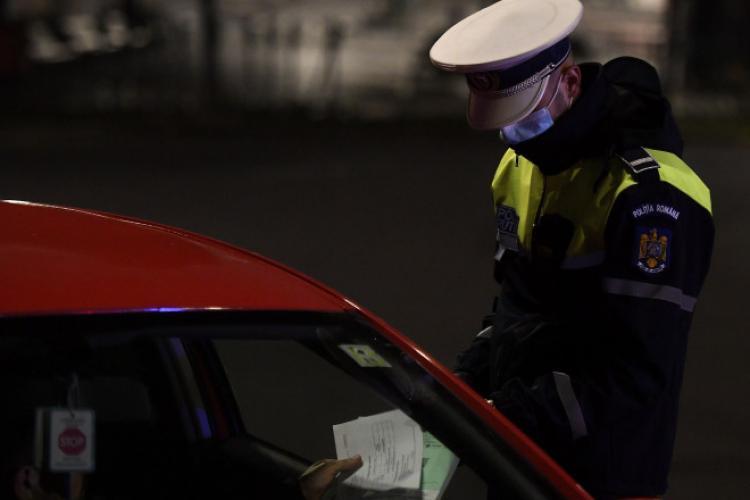 Ce amendă riscă să primească cei care circulă în Cluj-Napoca după ora 20:00