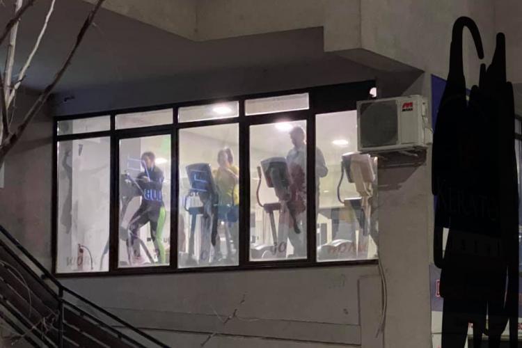 Cluj: Se închid sălile de sport și fitness