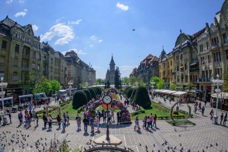 Timișoara, din nou în carantină, la o zi după ce autoritățile au anulat carantinarea municipiului
