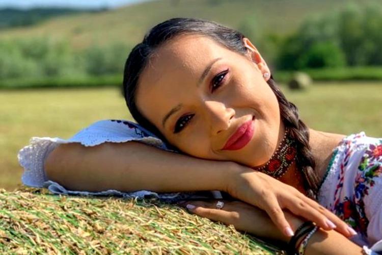 """Cum arăta Vlăduța Lupău la 18 ani, când a participat la """"Miss Romândria 2009"""". E mai frumoasă acum"""