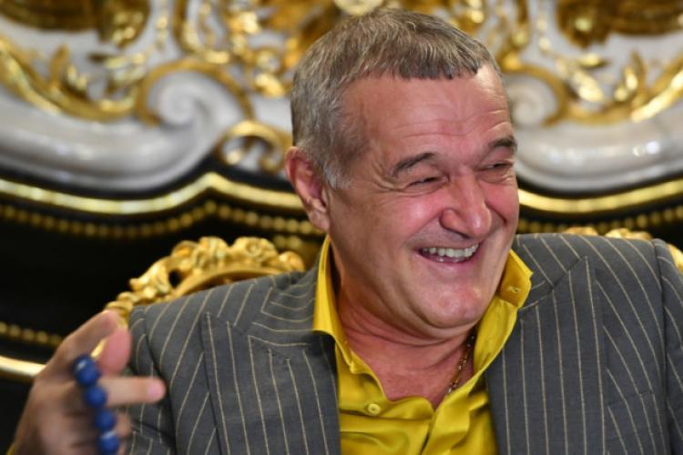 A început războiul Iordănescu - Becali. Ce a spus Gigi Becali despre fotbaliștii din Gruia?