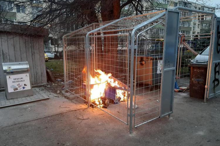 Cluj: Din păcate mai sunt și clujeni necivilizați - FOTO