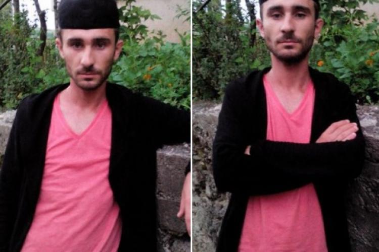 Vlad Bogdan Culda, criminalul din Baciu, arestat - FOTO